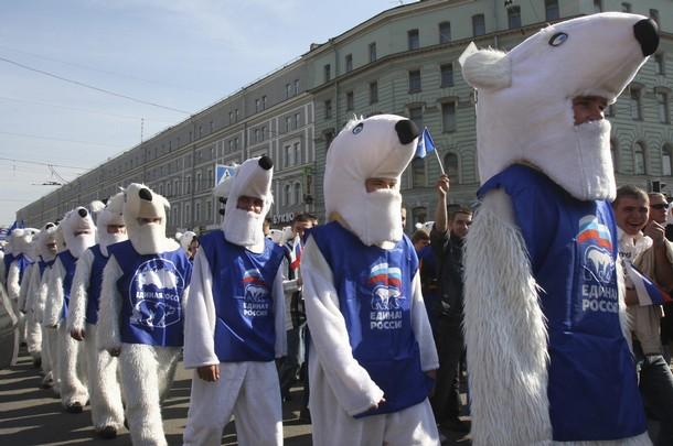RUSSIA-MAYDAY-UNITED-RUSSIA