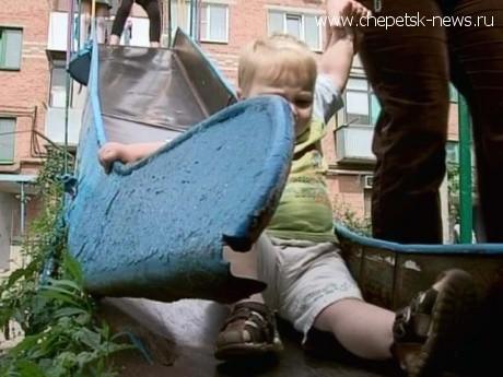 Закон о парковках на детских площадках