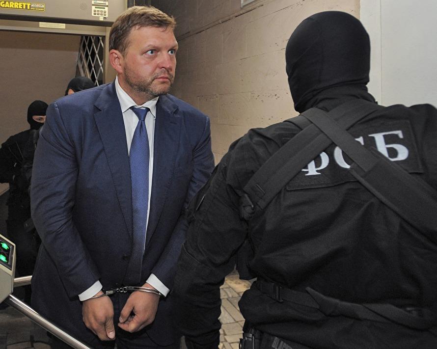 В РФ навзятке задержали одного изгубернаторов